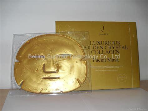 Collagen Gold Mask gold collagen mask j 1720 jamela china