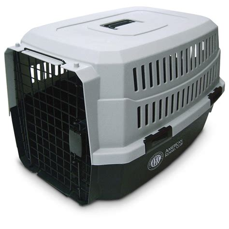 kennel crate american kennel club premium pet crate 294113 kennels beds at sportsman s guide
