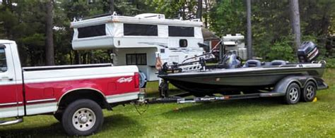 boating magazine towing guide truck cers tow boats