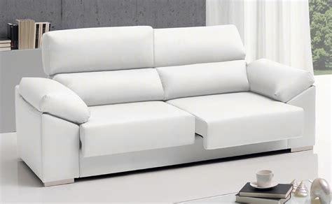 sofas en piel baratos sof 225 s piel baratos