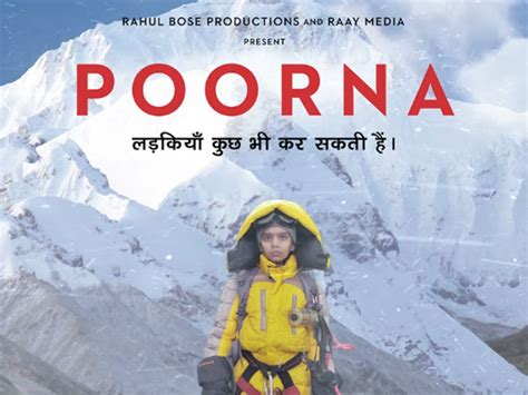 film everest age poorna official trailer poorna the first indian telugu