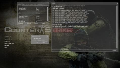 counter strike console how to activate developer console in counter strike source