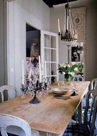 rustic glam dining room makeover ideas french country