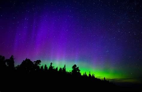 norther lights sky beautiful