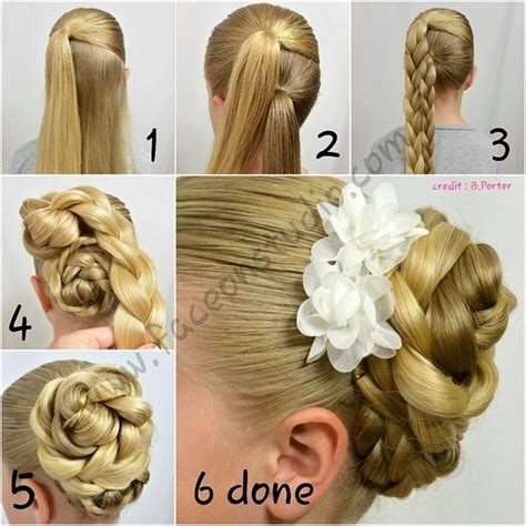 diy hairstyles braided look how to diy pretty double braided bridal hairstyle fab