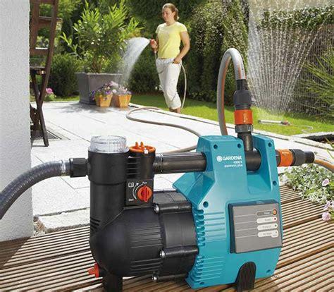 pompa giardino come funzionano le pompe per irrigazione fai da te in