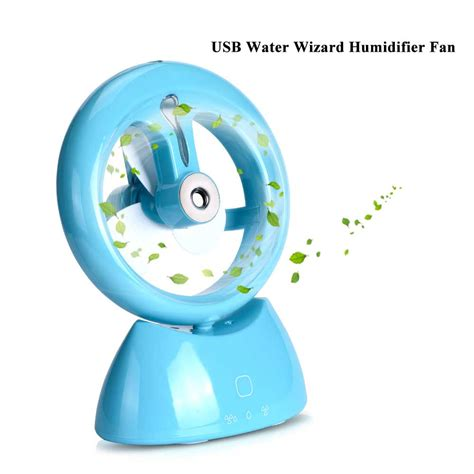 Portable Handheld Mini Replenishment Fan With Water Spray mini water mist fan spray water air cooling fan ventilador handheld table fan rechargeable usb