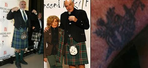 sean connery tattoo scottish tattoos what do they scottish tattoos