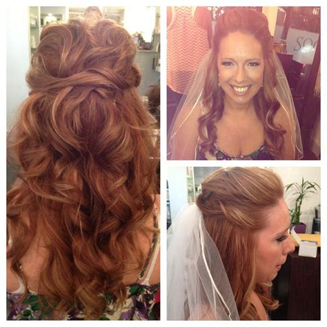 formal hairstyles red hair 17 best images about wedding hair makeup on pinterest