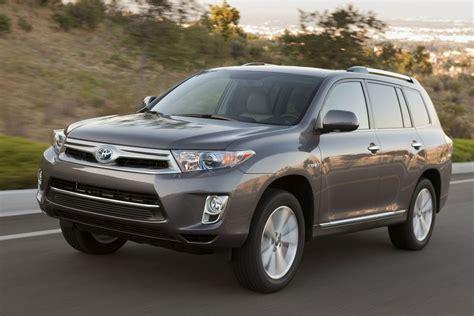 Toyota Highlander 2012 Price 2012 Toyota Higlander Hybrid Review Specs Pictures