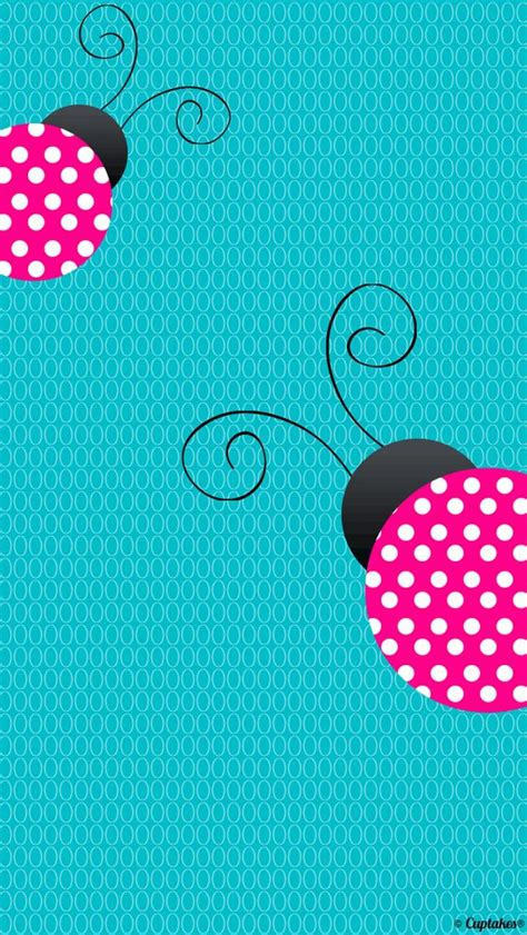 imagenes wallpaper celular primavera mariquitas and fondos de pantalla bonitos on