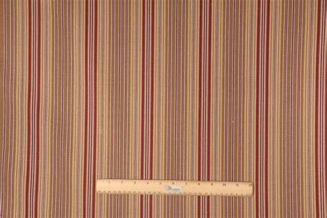 stripe drapery fabric stripe printed cotton drapery fabric in harvest