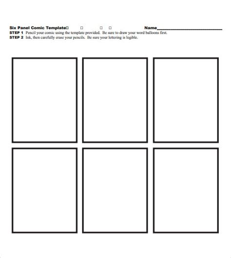 comic template pdf comic template comic frame slide design animated comic