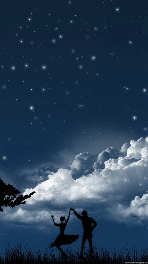 wallpaper iphone 6 hd download tree night sky iphone 6 wallpapers hd and 1080p 6 plus
