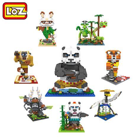 Loz Nano Block Mr Bean Teddy 3d bamboe wandpanelen model in de aanbieding kopen
