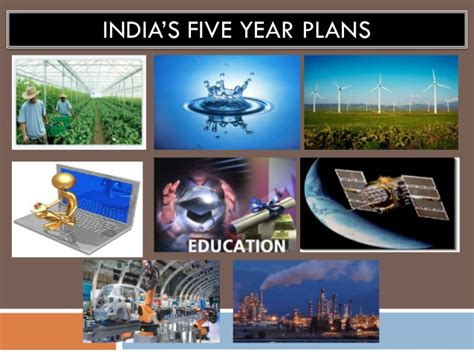 5 years in years india s five year plan