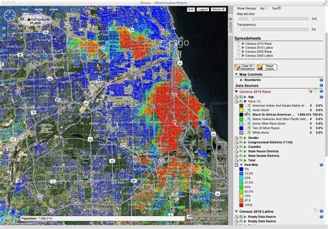 chicago mapa chicago tiroteos mapa de chicago disparo hotspots mapa