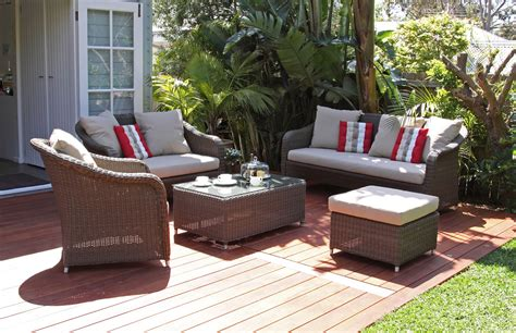 Sofa Outdoor kubu sofa outdoor lounge 3 suite