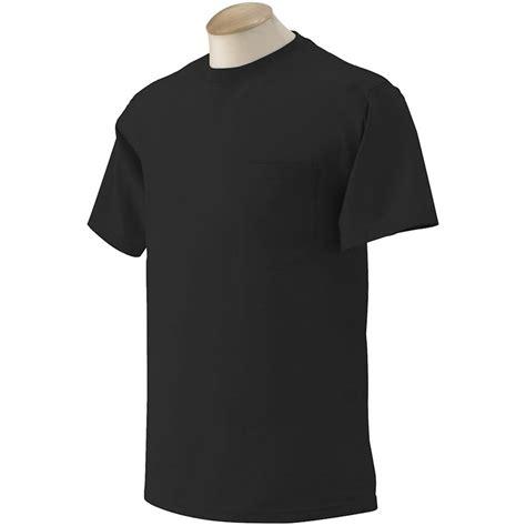 10 gildan big mens pocket t shirts wholesale to