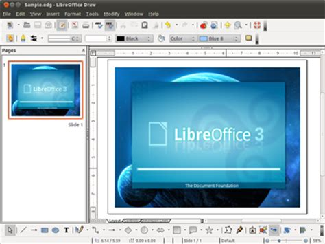 Libreoffice Impress 3 5 Libreoffice Presentation Templates