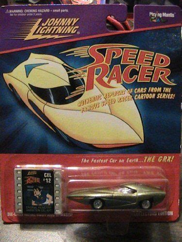diecast mobil grx johnny lightning speed racer the grx faster car by johnny