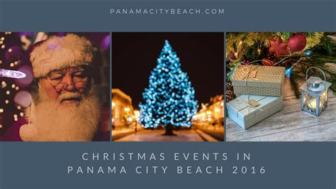christmas events in panama city beach 2016 holiday