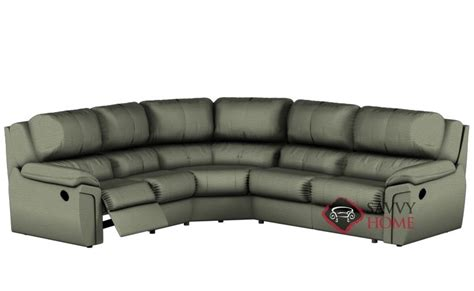 reclining sectional sleeper sofa daley by palliser fabric true sectional by palliser is