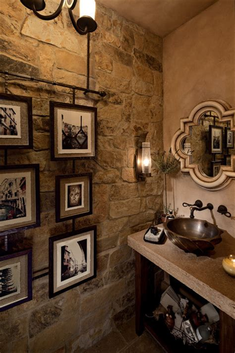 tuscan bathroom ideas tuscan powder mediterranean bathroom orange county