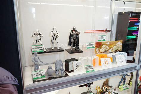 NYCC 2015 Kotobukiya Star Wars ArtFX Display   The Toyark