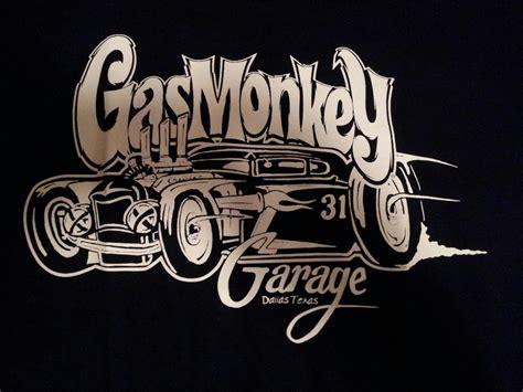 gas monkey hair gel gas monkey hair gel gas monkey garage t shirt filigree