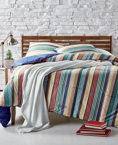 lauren ralph lauren down comforter lauren ralph lauren cameron reversible yarn dyed stripe