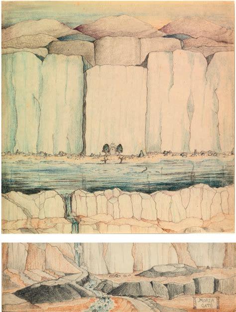 the art of the 0008105758 tolkien l artista della terra di mezzo nel nuovo libro su quot il signore degli anelli quot tolkien
