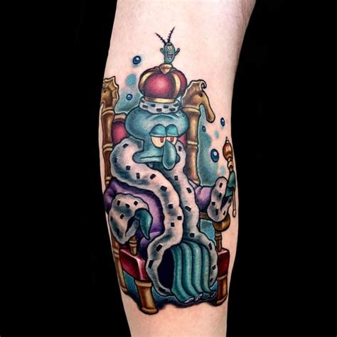 Tato Tatto Temporary Tatto Kecil Tatto Spongboe 10 5x6 Cm X 208 awesome tattoos of cool characters 20 pics