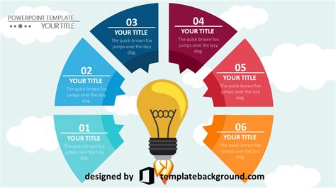 powerpoint template free template presentation ppt free infographic