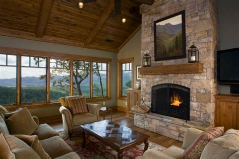 living room with fire place fireplace and woodstove designs that really heat things up