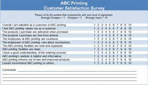 6 sample survey templates word excel pdf templates