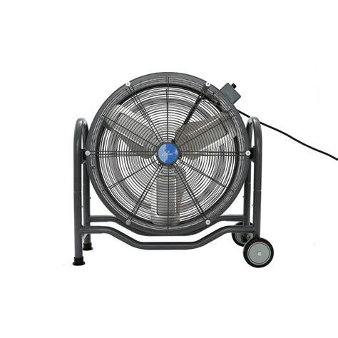 air circulation fans home iliving 24 in bldc air circulator high velocity floor fan