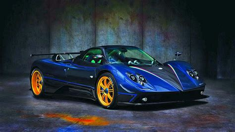 Pagani Car Wallpaper Hd by 2017 Pagani Zonda Tricolore Hd Car Wallpapers Free