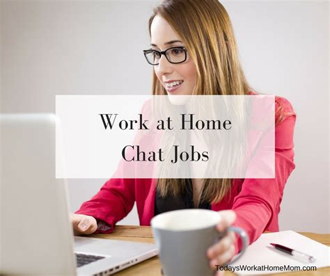 chat from home work at home chat todays work at home