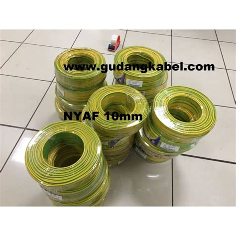 Kabel Grounding 10mm kabel listrik murah