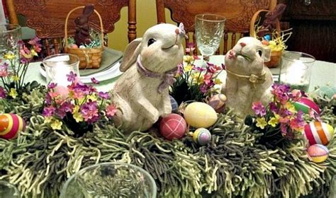 Interior Design For Conservatory Table Decorations Easter Is The Happiest And Most