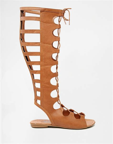 Top 10 Must Sandals by Top 10 Flat Gladiator Sandals