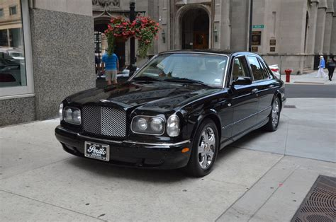 bentley arnage r 2003 bentley arnage r stock 09567 for sale near chicago