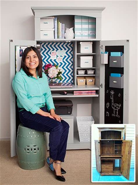 three women and an armoire 25 great ideas about computer armoire on pinterest