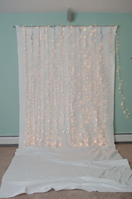 Handmade Backdrops - handmade string lights backdrop 187 i farm weddings