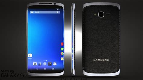 new galaxy new samsung galaxy s5 concept based on patent design