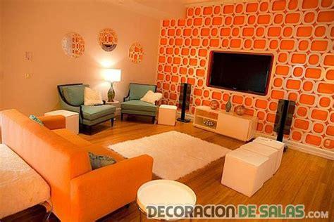 50 living room decorating ideas living rooms orange descubre estos salones en color naranja