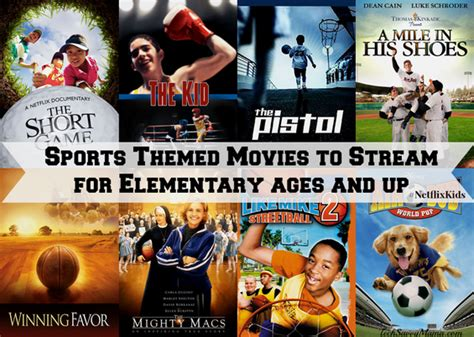 theme movies list 25 books and movies for teaching kids sportsmanship tech