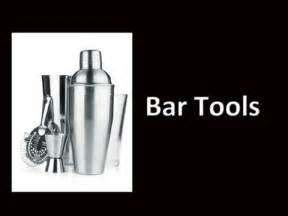 Bar Tools And Equipment Cocktail Bar Tools And Equipment