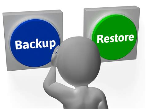 how to backup and restore all data on samsung galaxy s3 backup restore buttons show data archive or recovery